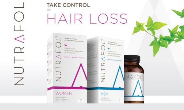 Nutrafol: Hair Wellness From Within.